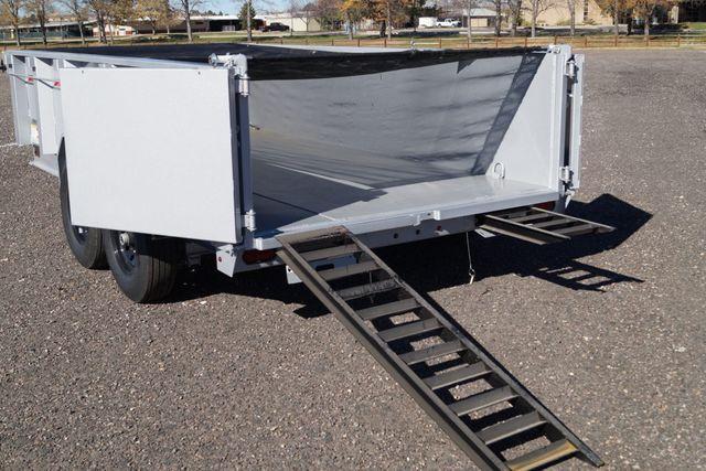 "2020 Diamond C 14'X82"" HEAVY DUTY LOW PROFILE DUMP TRAILER in Fort Worth, TX 76111"