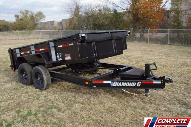 "2020 Diamond C LPD 12X82 24"" Side in Fort Worth, TX 76111"