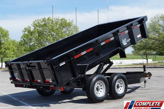 "2020 Diamond C Low Pro Dump 14X82 24"" Side"