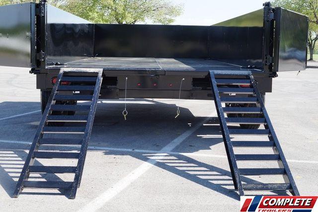 "2020 Diamond C Low Pro Dump 14X82 24"" Side in Fort Worth, TX 76111"