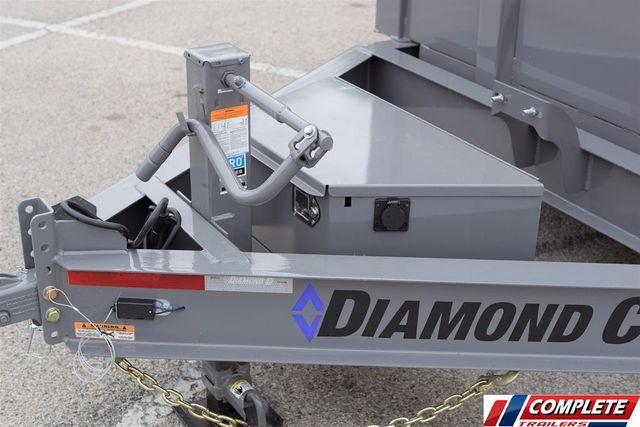 """2020 Diamond C Low Pro 16' w/ 44"""" Side in Keller, TX 76111"""