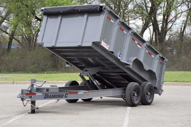 "2020 Diamond C LPD 14X82 44"" Side in Fort Worth, TX 76111"