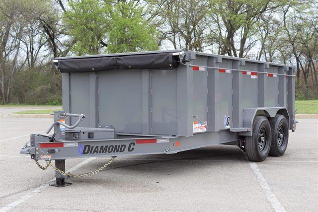 "2020 Diamond C LPD 14X82 44"" Side in Fort Worth, TX 76111"