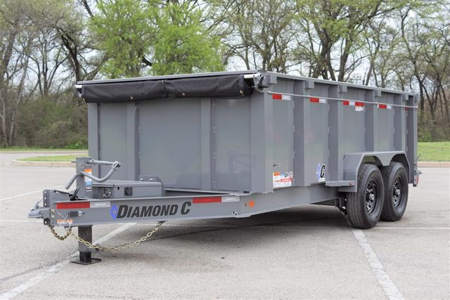 "2020 Diamond C LPD 14X82 44"" Side in Keller, TX 76111"