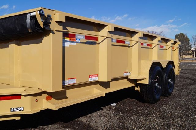 "2020 Diamond C Low Pro Dump 14X82 32"" Side in Keller, TX 76111"