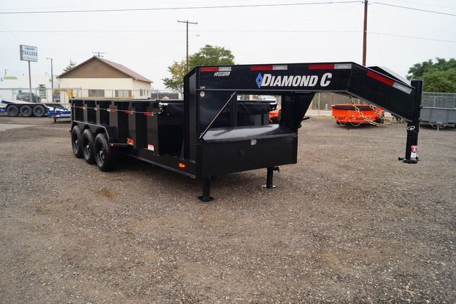 2020 Diamond C LPD307