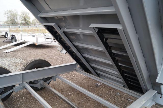 "2020 Diamond C 14'X82"" LOW PROFILE TELESCOPIC DUMP TRAILER in Fort Worth, TX 76111"