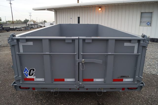 "2020 Diamond C 14'X82"" LOW PROFILE TELESCOPIC DUMP TRAILER in Fort Worth, TX 76111"