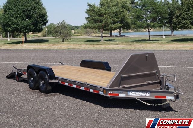 2020 Diamond C LPX 22' SPRING RAMP in Fort Worth, TX 76111