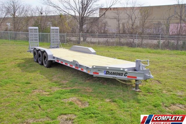 2020 Diamond C LPX 26' TRIPLE AXLE SPRING RAMP in Fort Worth, TX 76111