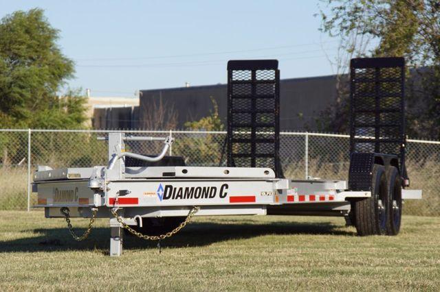 2020 Diamond C LPX 22' HD SPRING RAMP in Fort Worth, TX 76111