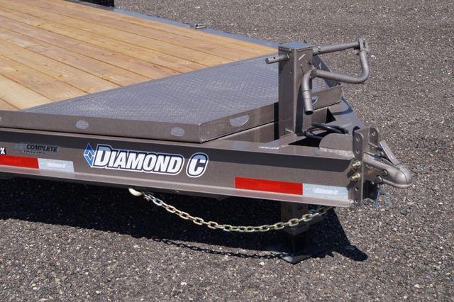 2020 Diamond C LPX 22' HD SPRING RAMP in Keller, TX 76111