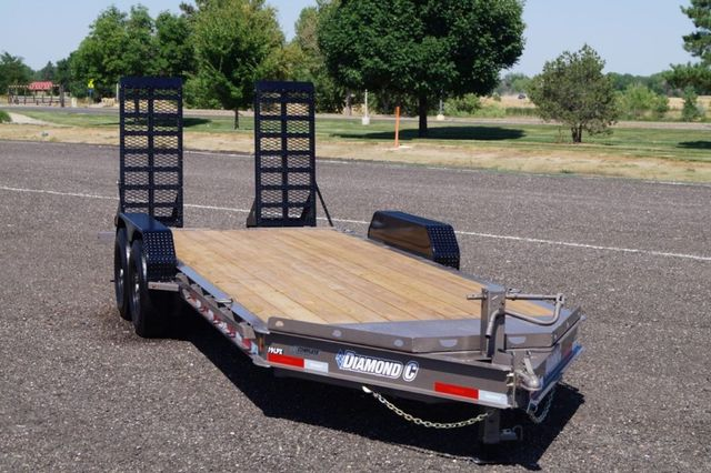 "2020 Diamond C LPX 82"" X 22' - $5,795"