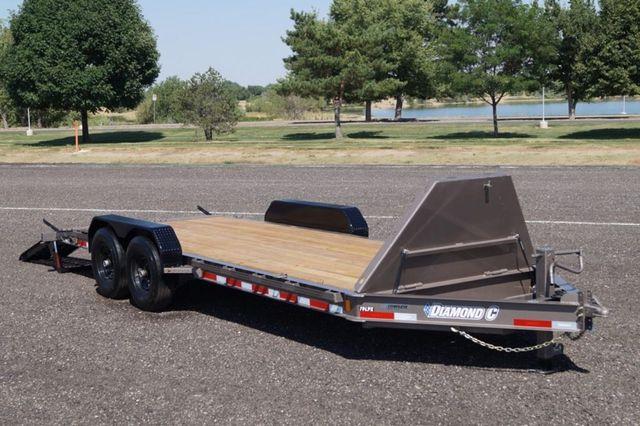 """2020 Diamond C LPX 82"""" X 22' in Keller, TX 76111"""