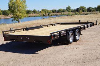 2020 Diamond C 20' MDT Mid-Deck Utility Trailer in Keller, TX 76111