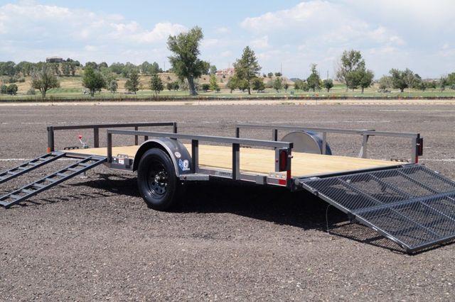 2020 Diamond C 12' Premium Single Axle w/ Bi-Fold Gate in Fort Worth, TX 76111