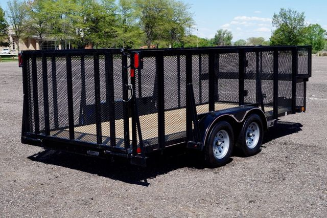 2020 Diamond C 16' Tandem Axle Landscape Trailer in Fort Worth, TX 76111