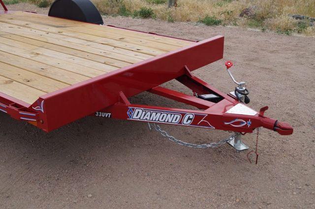 2020 Diamond C 12' UVT Utility Trailer in Fort Worth, TX 76111