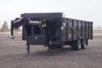 2020 Diamond C 20' WDT HD Tandem Dual Dump in Fort Worth, TX 76111