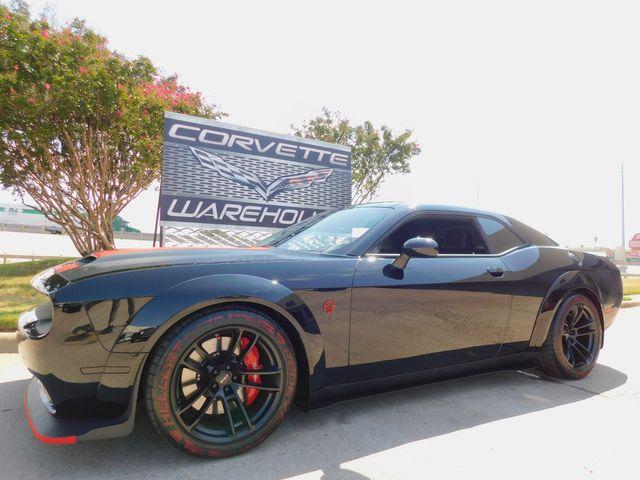 2020 Dodge Challenger SRT Hellcat Redeye Widebody, Auto, Black Alloys 3k