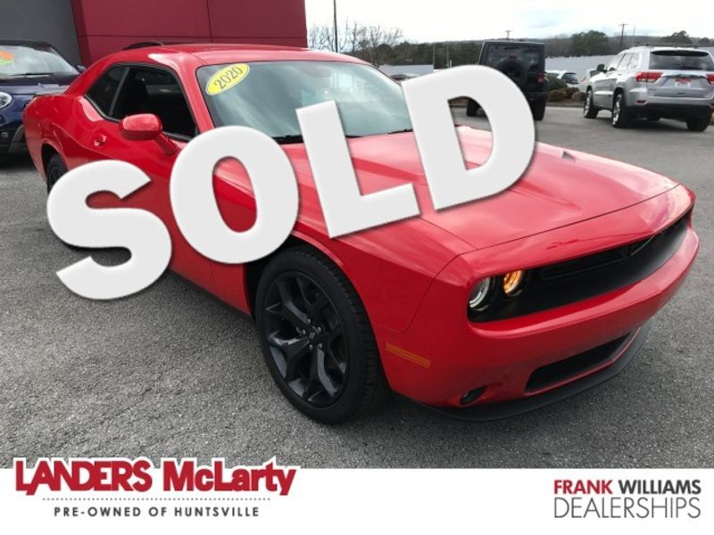 2020 Dodge Challenger SXT | Huntsville, Alabama | Landers Mclarty DCJ & Subaru in Huntsville Alabama