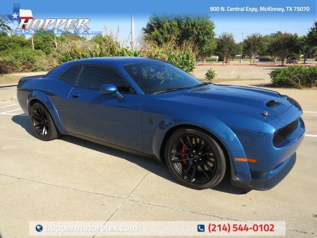 2020 Dodge Challenger SRT Hellcat Widebody
