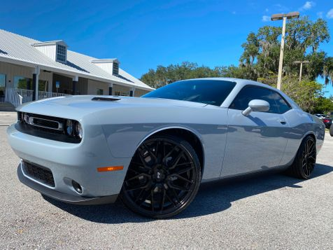2020 Dodge Challenger CUSTOM SMOKE SHOW RED LEATHER 22