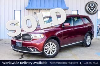 2020 Dodge Durango 3.6L V6 SXT Pwr Windows/Locks 1-Owner Clean Carfax in Rowlett