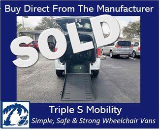 2020 Dodge Grand Caravan Gt Wheelchair Van Handicap Ramp Van in Pinellas Park, Florida 33781