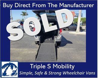 2020 Dodge Grand Caravan Gt Wheelchair Van Handicap Ramp Van DEPOSIT in Pinellas Park, Florida 33781