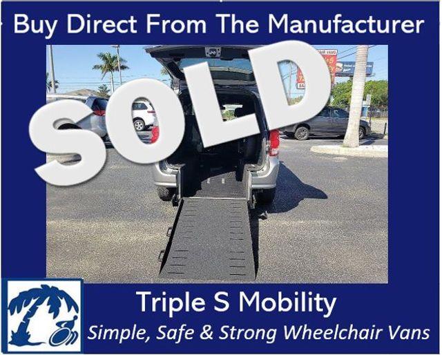 2020 Dodge Grand Caravan Gt Wheelchair Van Handicap Ramp Van DEPOSIT