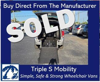 2020 Dodge Grand Caravan Gt Wheelchair Van Handicap Ramp Van in Pinellas Park, Florida 33781