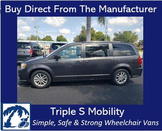 2020 Dodge Grand Caravan Sxt Wheelchair Van Handicap Ramp Van in Pinellas Park, Florida 33781