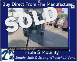 2020 Dodge Grand Caravan Sxt Wheelchair Van Handicap Ramp Van in Pinellas Park, Florida 33781