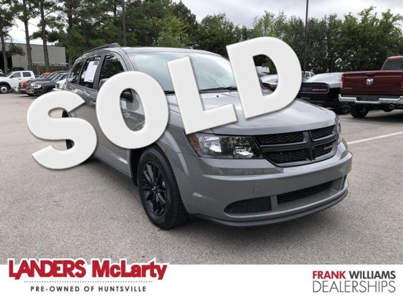 2020 Dodge Journey SE Value   Huntsville, Alabama   Landers Mclarty DCJ & Subaru in Huntsville Alabama