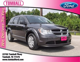 2020 Dodge Journey SE Value in Tomball, TX 77375