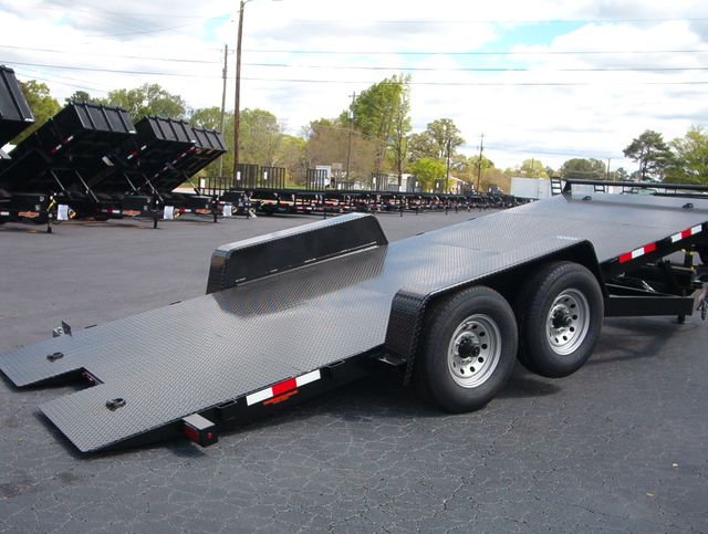 2020 Down To Earth 20 ft 7 Ton Power Car or Equipment