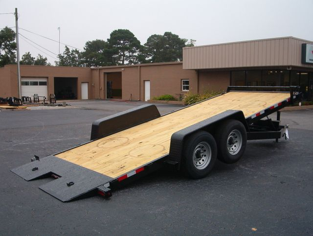 2021 Down To Earth 20 ft 7 ton Power car or Equipment