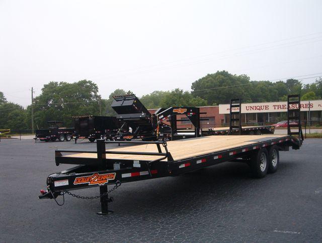 2020 Down To Earth 24 ft 7 ton Deckover in Madison, Georgia 30650
