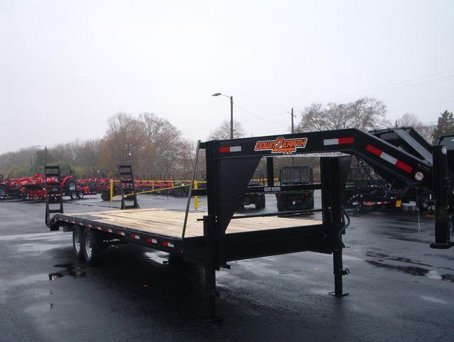 2020 Down To Earth 26 Ft Gooseneck 7 Ton Deckover in Madison, Georgia 30650