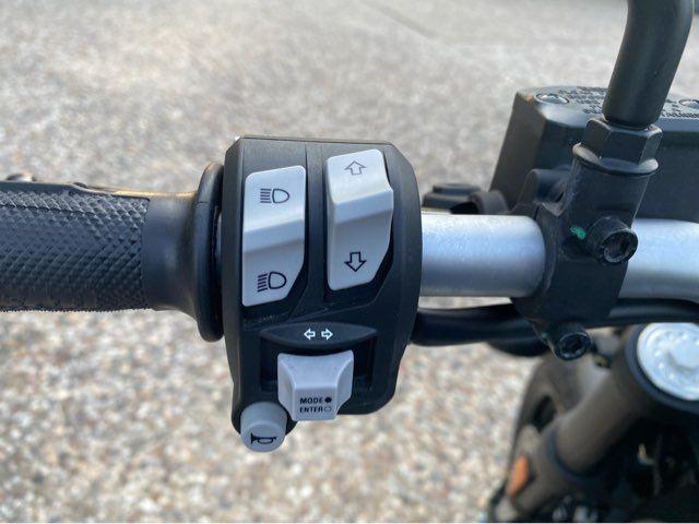 2020 Ducati Scrambler Icon Dark in McKinney, TX 75070