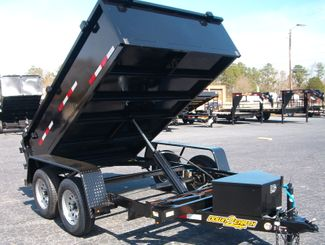 2020 Dump Trailer Down To Earth Dump 6x10 in Madison, Georgia 30650