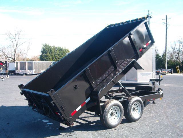 2020 Dump Trailer Down To Earth Dump 6x12 5 Ton in Madison, Georgia 30650