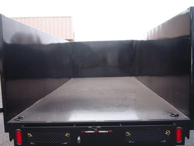 2021 Dump Trailer Down To Earth Dump 7x16 4Ft Sides 7 Ton in Madison, Georgia 30650
