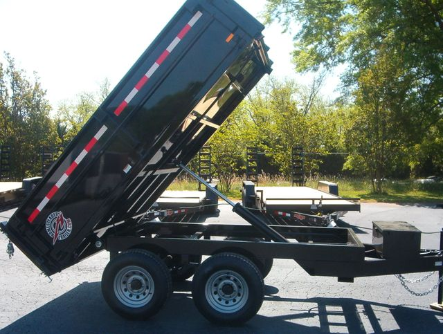 2020 Dump Trailer Homesteader Dump 6x10 5 Ton in Madison, Georgia 30650