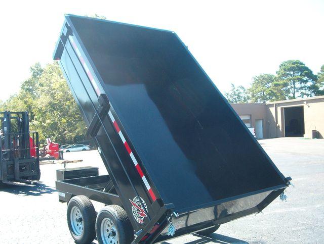 2020 Dump Trailer Homesteader Dump 6x10 in Madison, Georgia 30650