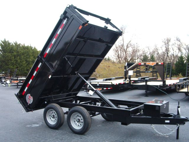 2020 Dump Trailer Homesteader Dump 6x10 in Madison, Georgia 30650