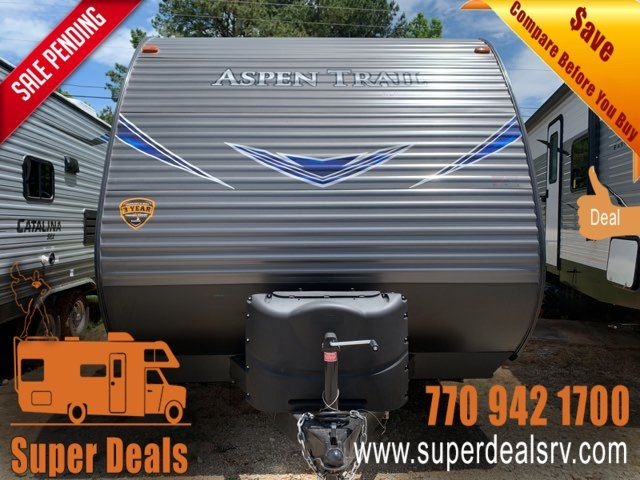 2020 Dutchmen Aspen Trail 1900RB