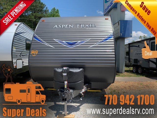 2020 Dutchmen Aspen Trail 2740BH