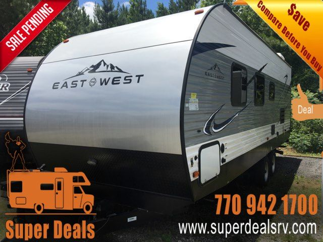 2019 East To West Della Terra 25KRB in Temple, GA 30179